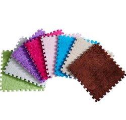 EVA personalizzato in pelle scamosciata con Maekwondo Jigsaw pavimento tappetino