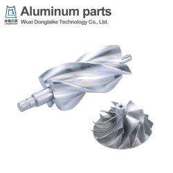 Las piezas de aluminio de precisión CNC de piezas de aluminio personalizado para la automatización de equipos/Vehículos/energía/máquinas de bordado/Iluminación/remolques/CAMIÓN
