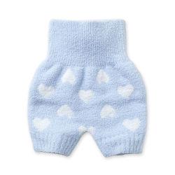 Diseño de la caída de la fábrica de Jacquard de OEM de algodón tejido Boutique bebé recién nacido pantalones cortos para bebé