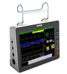 Утвержденном CE Диагностика Multi-Parameters 12,1-дюймовый монитор основных параметров жизнедеятельности пациента ЭКГ