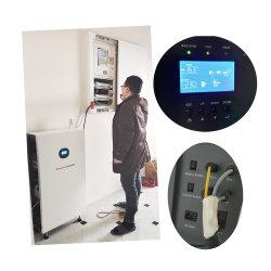 3,6kwh kleine Größe große Leistung Solarpanel Speicher Batterien MPPT Ladekontroller für Haus Solar Energy Storage System