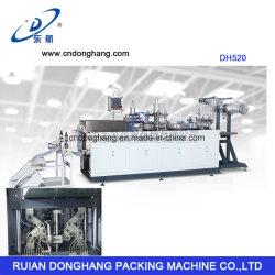 PS/PET/PVC coupelle en plastique couvercle entièrement automatique Making Machine