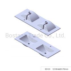 Nouveau design sanitaires Matt couleur Salle de bains Wc Lavage des mains du bassin du Cabinet évier de cuisine