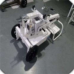 La radiologie numérique mobile Medsinglong X Ray équipement du système de photographie