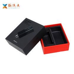 Custom оптовой упаковке продукта с электронным управлением высокого класса жесткая бумага Подарочная упаковка