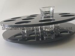 2020年の工場は直接アクリルのワインラックアクリルの表示アクリルのカップ・ホルダーを供給する