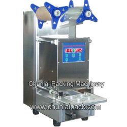 أوكازيون ساخن، كهربائي، صندوق أوتوماتيكي، وجبة غداء، طعام، صينية بلاستيكية الماكينة/ماكينة منع السخن/ماكينة التعبئة