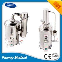 Wasser-Destillierapparat des Edelstahl-5-20L, Labordestilliertes wasser, das Geräte (YNSD-5, herstellt)