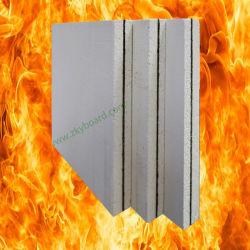 Brand - vertrager en Vuurvaste MGO van de Rang A1 Grondplaat voor de Bouw van de Vloer van het Plafond van de Muur van het Huis als Veilig Bouwmateriaal van de Bouw