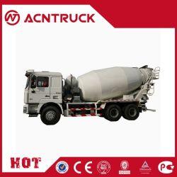 Shacman 6X4 14m3 de béton de ciment de camion citerne de mixage