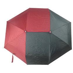 Novidade da família Two-People casal moderna Umbrella duas pessoa Parasol Casais Amante Umbrella