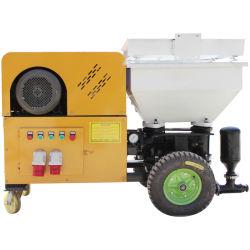 O pulverizador de Spray de betão argamassa de cimento máquina de pulverização