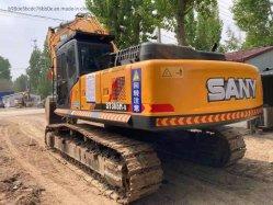 Gebruikte Sany Sy365h-9 graafmachine op rupstractoren van het Chinese merk