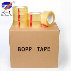 Картонная коробка кузова используйте Тан Браун BOPP упаковка клейкой ленты