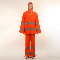 Датчик дождя и освещенности Poncho куртка из нейлона Rainsuit Rainwear Трость из ПВХ (JM370G)