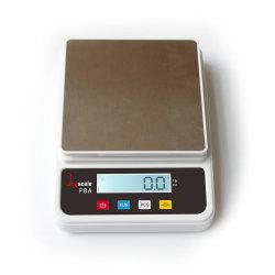 0.1g小さい実験室のデジタル重量を量るスケール
