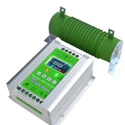 24V 800W éolienne et solaire MPPT hybride de contrôleur de charge