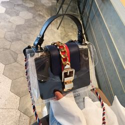 Mode PU Leder Crossbody Schultertasche Damen neueste Designer-Handtaschen