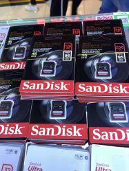 WiFi cartão SD para Câmera Digital Cartão de Memória TF Cartão SD 32GB, 64GB, 128GB 256 bgb 512 GB Velocidade de leitura90MB Velocidade de gravação60MB