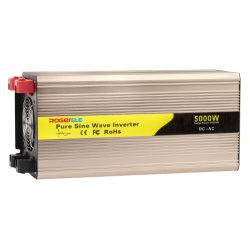 5000W/5kw 5000 Watt 12V/24V/48V DC à AC 110V/120V/220V/230V onde sinusoïdale pure de convertisseur de puissance solaire