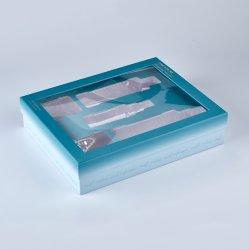 Boîte de cartes de vente en gros pour les emballages de cadeaux de soin de la peau et de cosmétiques