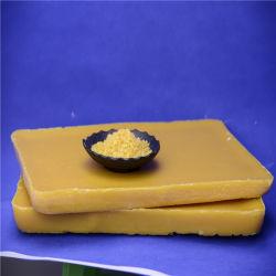 Bloque de cera de abejas amarillas refinado mayorista