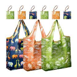 Il nuovo disegno ricicla la borsa ecologica della donna di modo del sacchetto di trasporto