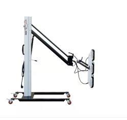 De mobiele Multifunctionele Automobiele Lamp van het Baksel van het Metaal van het Blad/de Lamp van het Baksel van de Verf/de Lamp van het Baksel
