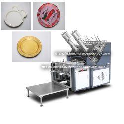 تصميم جديد ورقة عالية السرعة Cake Plate آلة صنع، آلة تشكيل طبق الورق