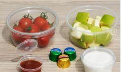 透過BPAはプラスチック食糧シールまたは記憶の気密の容器の鍋を放す