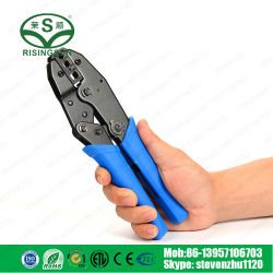 Strumento di piegatura dello strumento Rg58/Rg59/RG6/Rg7 del hardware dei piegatori del cavo di lan della mano