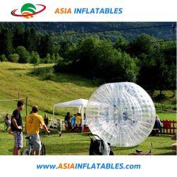Água inflável Zorb Ball / esfera rolante Hamster humana
