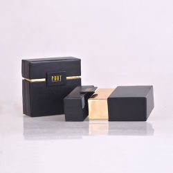 Scatola di cartone su ordinazione di lusso impaccante del contenitore di regalo speciale di stile