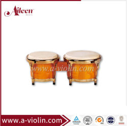 Toon blanco profesional madera tambor Bongo (ABOLGA100)