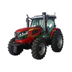 trattore diesel ambulante del macchinario agricolo della Cina del mini piccolo dell'azienda agricola di 4WD TF1604 160HP 2WD del trattore a cingoli del frutteto della risaia giardino a quattro ruote del prato inglese grande
