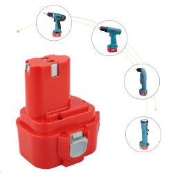 Substituição Makita 9,6 V Ni-CD Power Tool Bateria vermelho