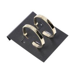 Groothandel Fashion Jewelry Gold Lettering Earring