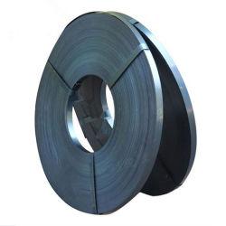 فولاذ أسود ملزمة شريط تعليب شريط لأنّ التصاق