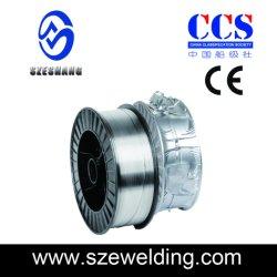 سلك لحام ذو شعة غاز ثاني أكسيد الكربون ميج E71t-1/1c مقاس 1.2 مم