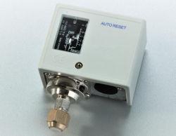 Regolatore registrabile di pressione differenziale dell'aria del pressostato