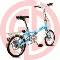 OEM Custom bicicleta plegable bicicleta/bicicletas plegables para adultos