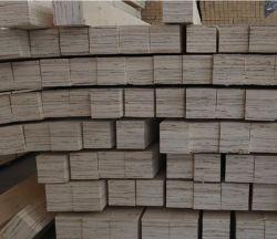 Álamos Chapa de madera laminada LVL contrachapado para palets/guarnición LVL