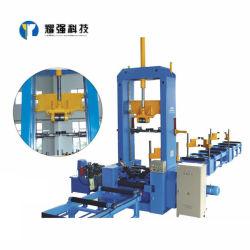 H I a montagem da linha de produção de solda de feixe Máquina com soldadura automático