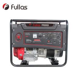 FP6500GX 5.0KW beweglicher Benzin-/Treibstoff-industrieller Rückzug-Anfangsgenerator angeschalten mit Motor GX390/GP390