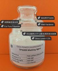 Polvere che ricopre l'agente fisico Tp3209 della stuoia del poliestere puro
