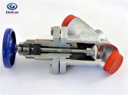 Industrielles Abkühlung-Kaltlagerungs-anschließenammoniak-Freon-Systems-Kolben-Schweißens-Kompressor-Absperrventil