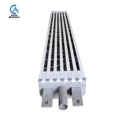 Alto Vácuo Caixa de sucção para máquinas de papel elementos Dewating Device