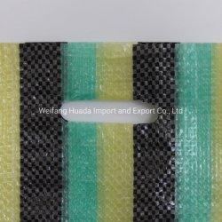 Sacchetto di acquisto riutilizzabile tessuto poliestere promozionale personalizzato di marchio