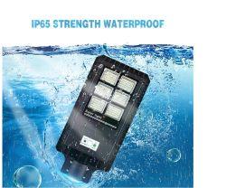 Baixo preço de fábrica Hot Vender Road Park à prova de indução IP65 60W 120W 180W LED Solar Luz de Rua