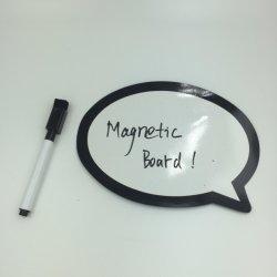 Rilievo di appunto magnetico personalizzato del magnete della scheda di scrittura dell'OEM